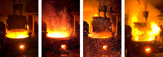 Steel Manufacturing Process